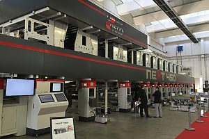 ENULEC installations on gravure presses
