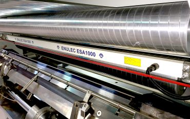 ENULEC ESA1000 electrostatic assist system