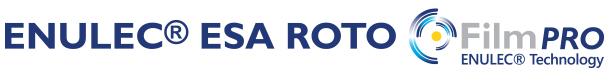 Logo ENULEC ESA ROTO Film PRO